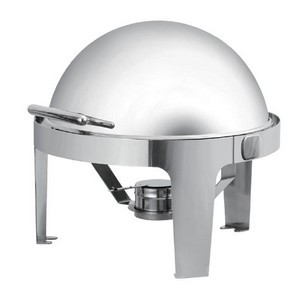Chafing Dish 5 L couvercle rabattable ajustable