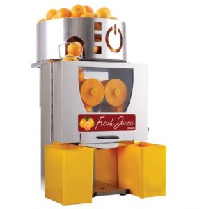 Presse-orange automatique-alimentation automatique