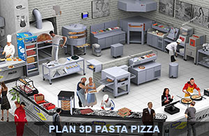 plan3d pizza pasta